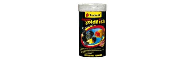 Goldfischfutter