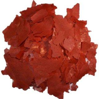Hausmarke Flockenfutter rot - 1 Liter