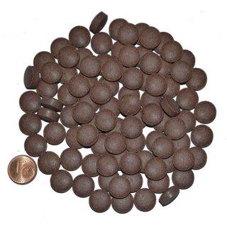 Hausmarke Futtertabletten Cichlid Boden - 1 kg