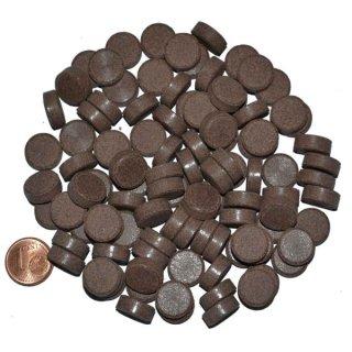 Hausmarke Futtertabletten Cichlid Haft - 1 kg