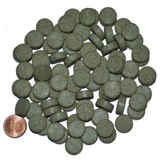 Hausmarke Futtertabletten grün Haft - 1 kg