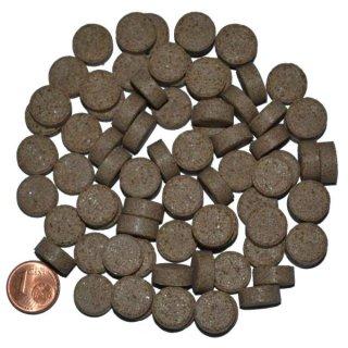 Hausmarke Futtertabletten mit Knoblauch - 1 kg