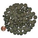 Hausmarke Futtertabletten Spirulina 10% Boden - 1 kg