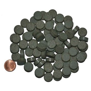 Hausmarke Futtertabletten Spirulina 20% Haft - 1 kg