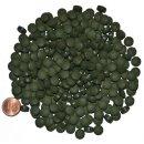 Hausmarke Futtertabletten klein mit 10% Spirulina - 1 kg