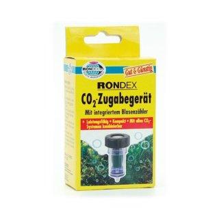 Rondex CO2 Zugabegerät - Micro-Perler