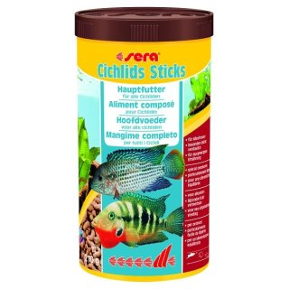 Sera Cichlids Sticks - 1 Liter