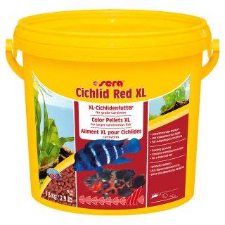 sera Cichlid Red XL 3800 ml