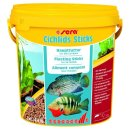 Sera Cichlids Sticks - 10 Liter