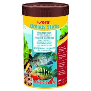 Sera Cichlids Sticks - 250 ml
