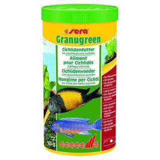 Sera Granugreen - 1 Liter