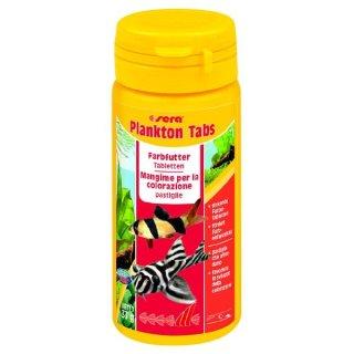 Sera Plankton Tabs - 50 ml