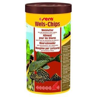 Sera Wels Chips - 1 Liter