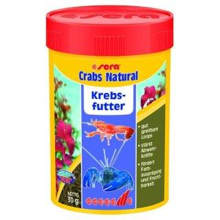 Sera Crabs Natural - 100 ml