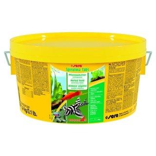 Sera Spirulina Tabs - 1,4 kg