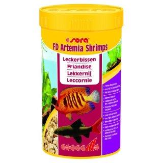 Sera FD Artemia Shrimps - 250 ml