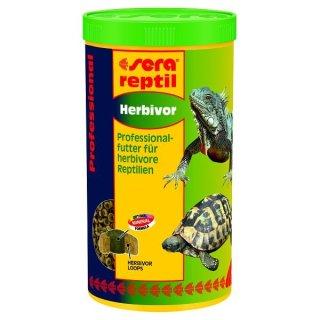 Sera Reptil Professional Herbivor - 1 Liter