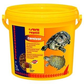 Sera Reptil Professional Carnivor - 3,8 Liter