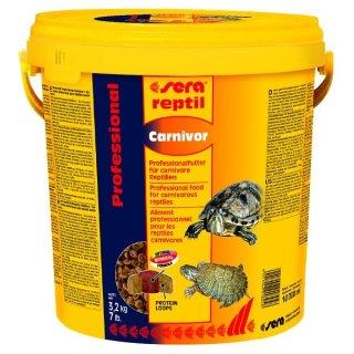 Sera Reptil Professional Carnivor - 10 Liter
