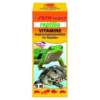 Sera Reptilin - 15 ml
