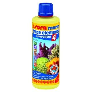 Sera Marin COMPONENT 4 - Trace Elements II Kationics - 250 ml