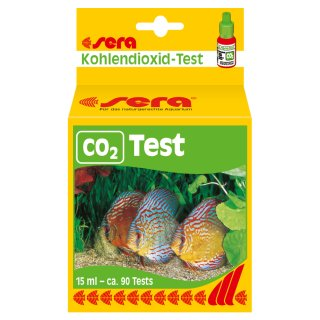 Sera CO2 Dauertest - 15 ml