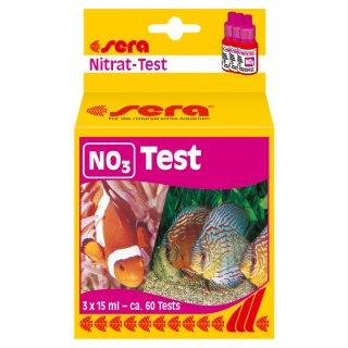 Sera Nitrat NO3 - Test 3x15ml
