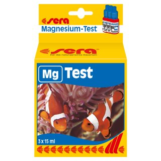 Sera Magnesium (MG) Test, 3x15ml