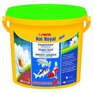 Sera Koi Royal mini - 3,8 Liter