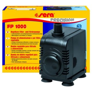 Sera Filter- und Förderpumpe - FP 1000