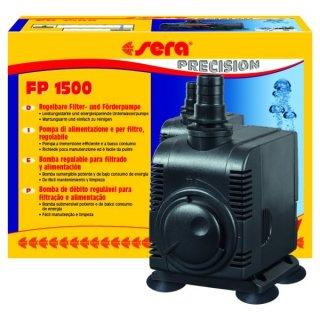 Sera Filter- und Förderpumpe - FP 1500