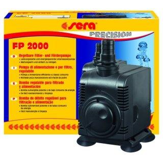 Sera Filter- und Förderpumpe - FP 2000
