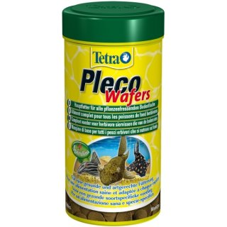 Tetra Pleco Wafers - 250 ml