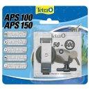 Tetra APS Aquarienluftpumpe - Ersatzteilset - APS 100/150
