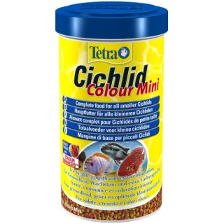 Tetra Cichlid Colour Mini - 500 ml