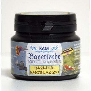 BAM Ingwer-Knoblauch, Softgranulat fein, 100g