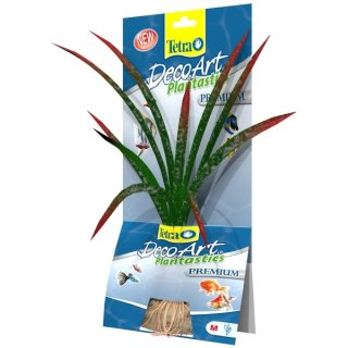 Tetra DecoArt Plantastics Premium Dragonflame - M / 24 cm