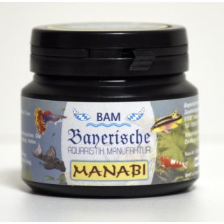 BAM Manabi -Softgranulat fein, 100g