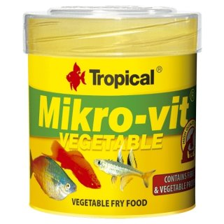 Tropical Mikro-vit Vegetable - 50 ml