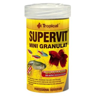 Tropical SuperVit Mini Granulat - 100 ml