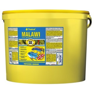 Tropical Malawi Flakes - 11 Liter