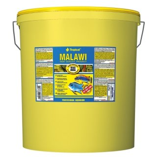Tropical Malawi Flakes - 21 Liter