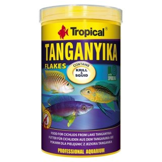 Tropical Tanganyika Flakes - 1 Liter