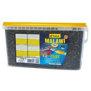 Tropical Malawi Chips - 5 Liter