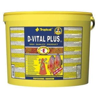 Tropical D-Vital Plus - 11 Liter
