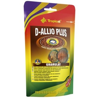 Tropical D-Allio Plus Granulat - 80g (Stand-)Beutel