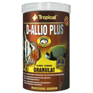 Tropical D-Allio Plus Granulat - 1 Liter