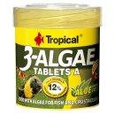 Tropical 3-Algae Tablets A Hafttabletten - 50 ml