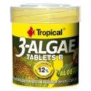 Tropical 3-Algae Tablets B Bodentabletten - 50 ml