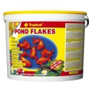 Tropical Pond Flakes - 11 Liter
